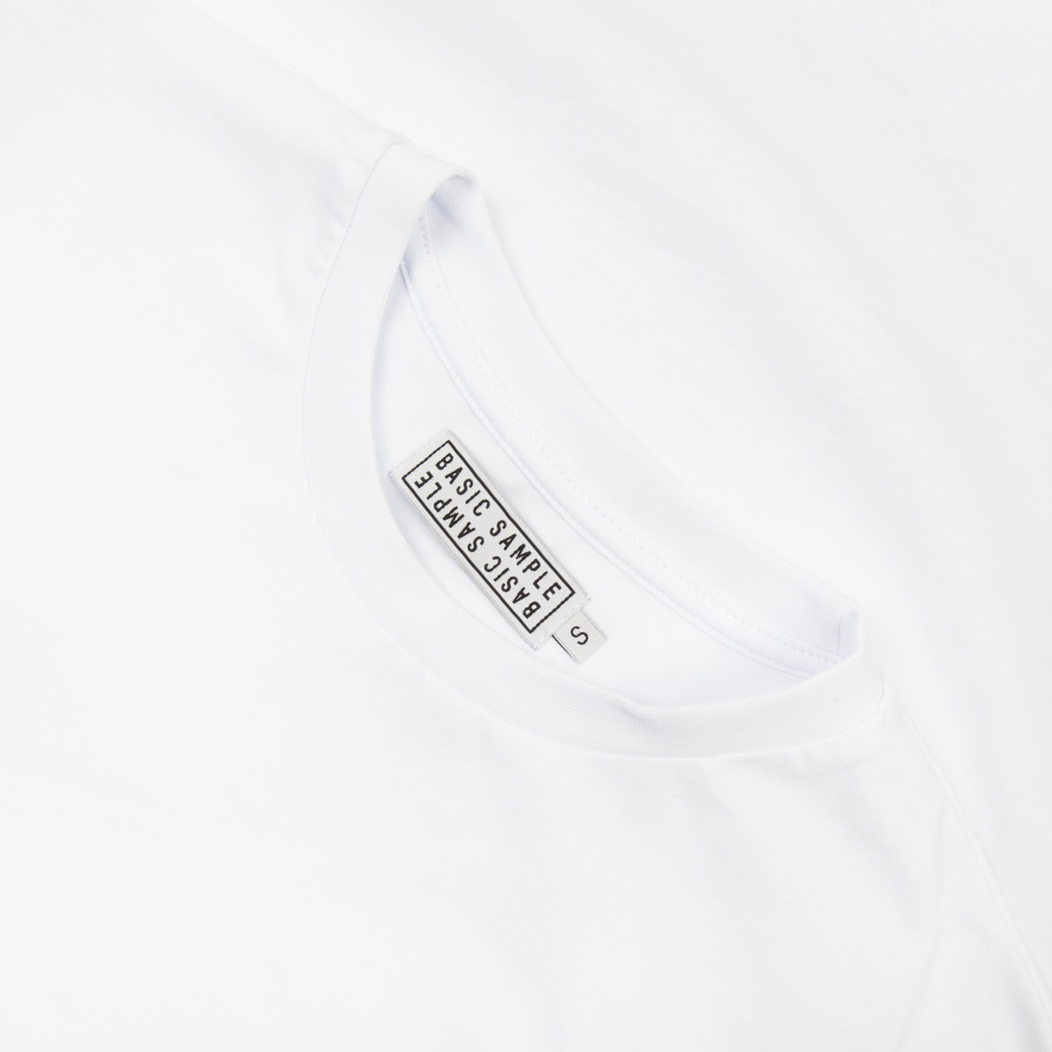 "Футболка Basic Sample - Tee White""Wishes WW2"""