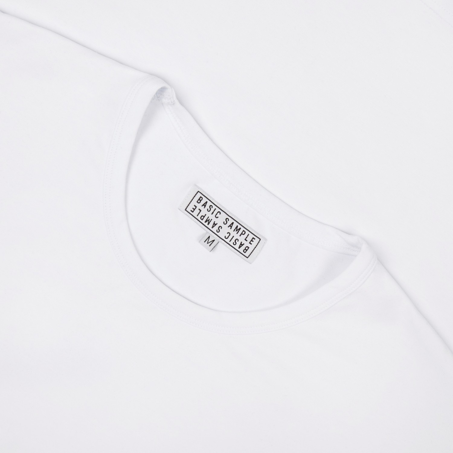 Футболка Basic Sample - Basic White Tee