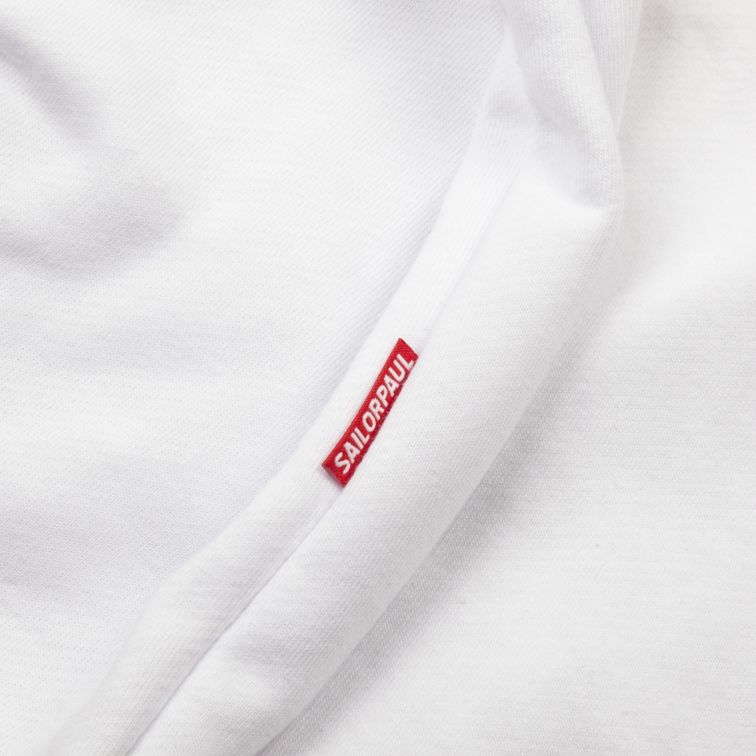 "Свитшот Basic Sample - Sweatshirt White "" Japan"""