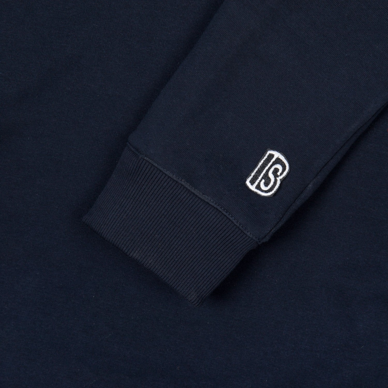 Свитшот Basic Sample - Basic Sweatshirt Navy