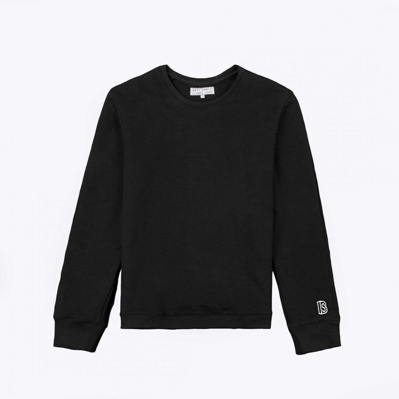 "Свитшот Basic Sample - Sweatshirt Black ""Techgirl"""