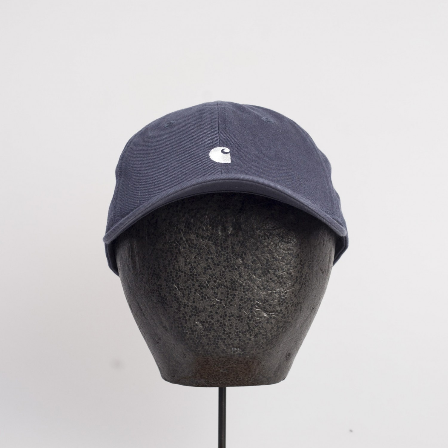 Кепка Carhartt WIP - Madison Logo Cap Navy
