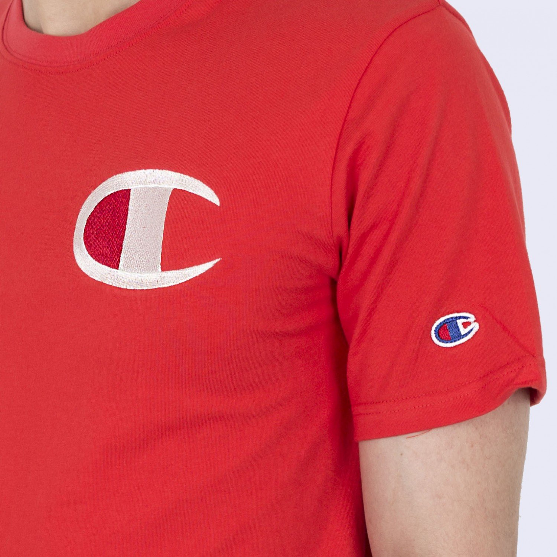 Футболка Champion - Action Style Red