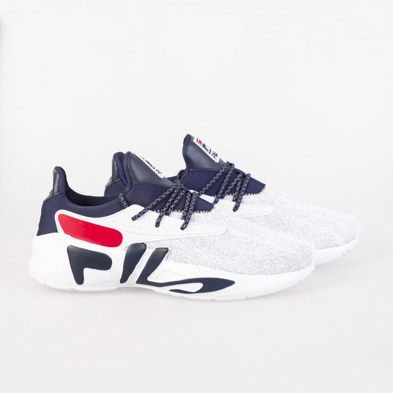 Кроссовки мужские FILA - Mindbreaker White/Navy/Red
