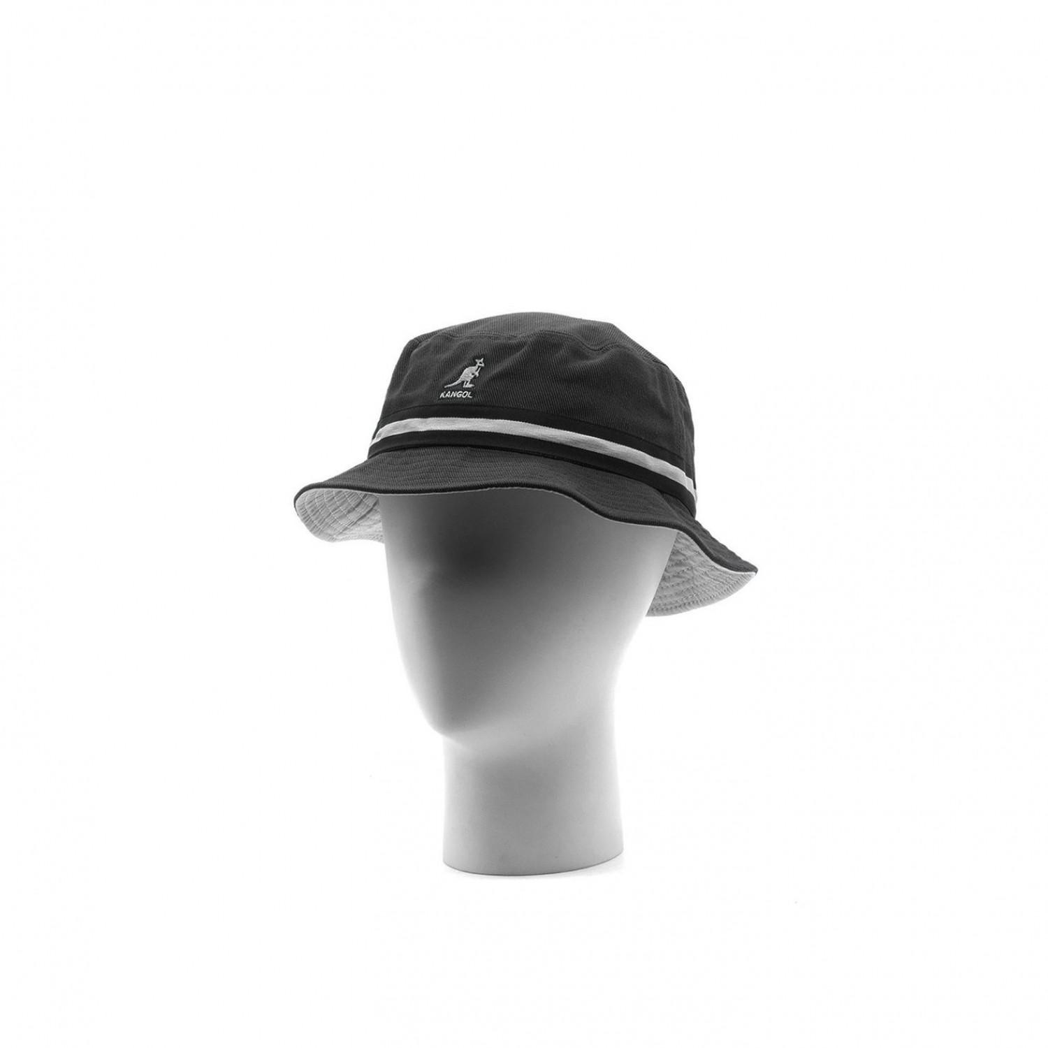 Панама Kangol - Stripe Lahinch Black