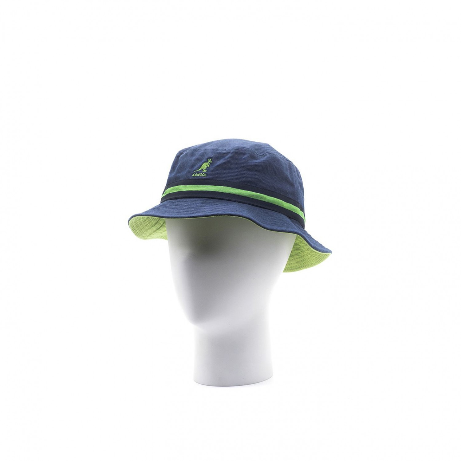 Панама Kangol - Stripe Lahinch Navy