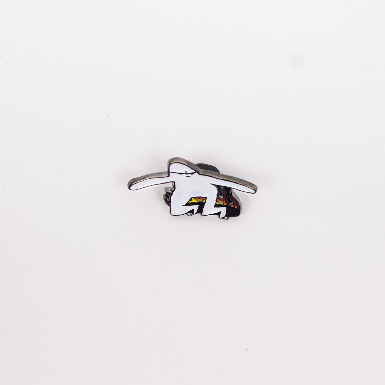 Значок Leon Karssen - Flame Pin