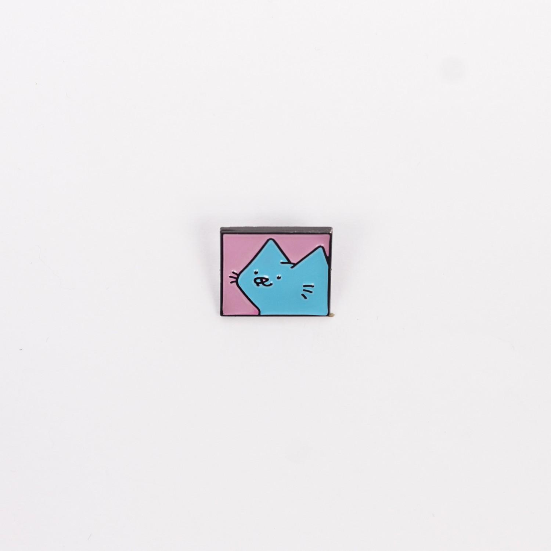 Значок Leon Karssen - Boxcat Pin