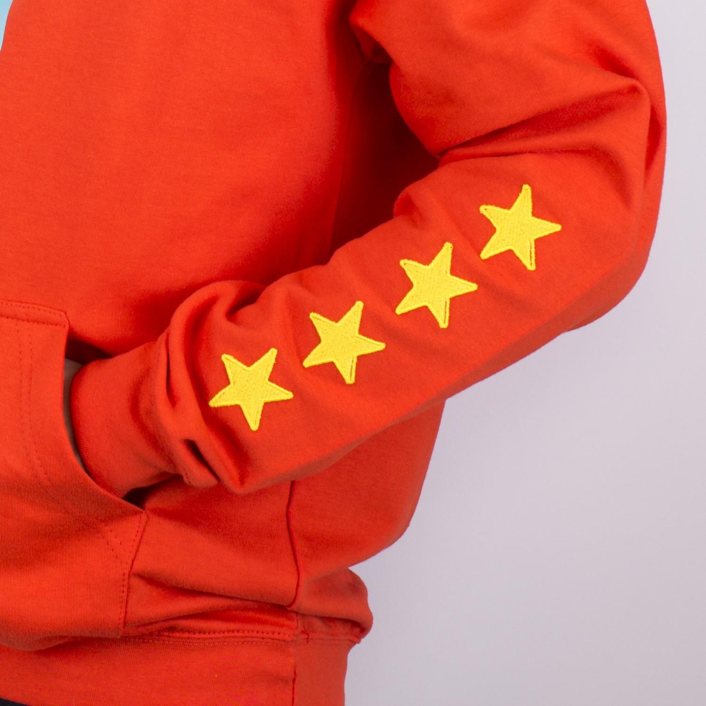 Толстовка Leon Karssen - China Boi Winter Red