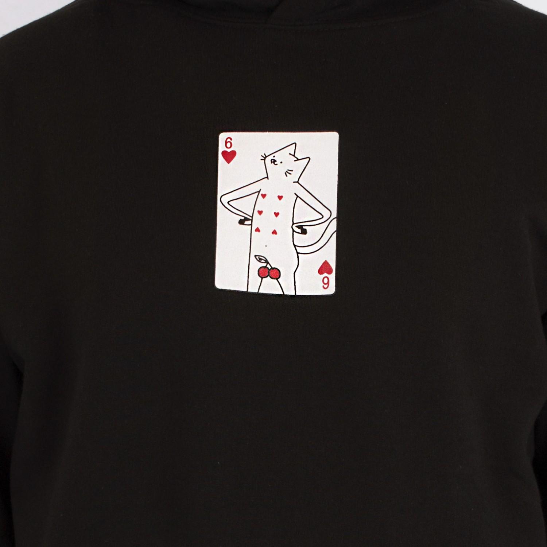 Толстовка Leon Karssen - Poker Poser Black