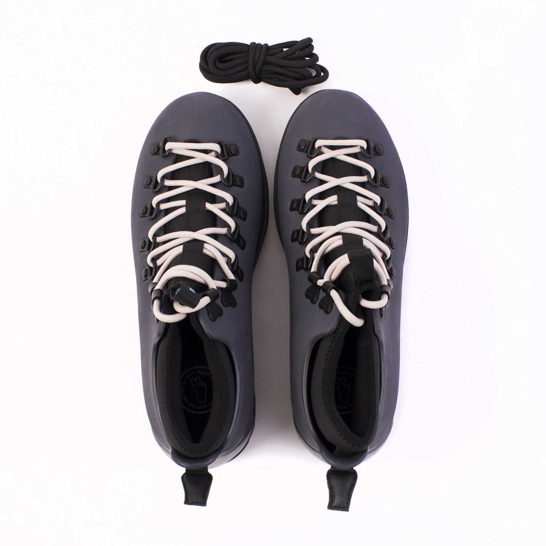 Ботинки зимние Native - Fitzsimmons Onyx Black / Jiffy Black