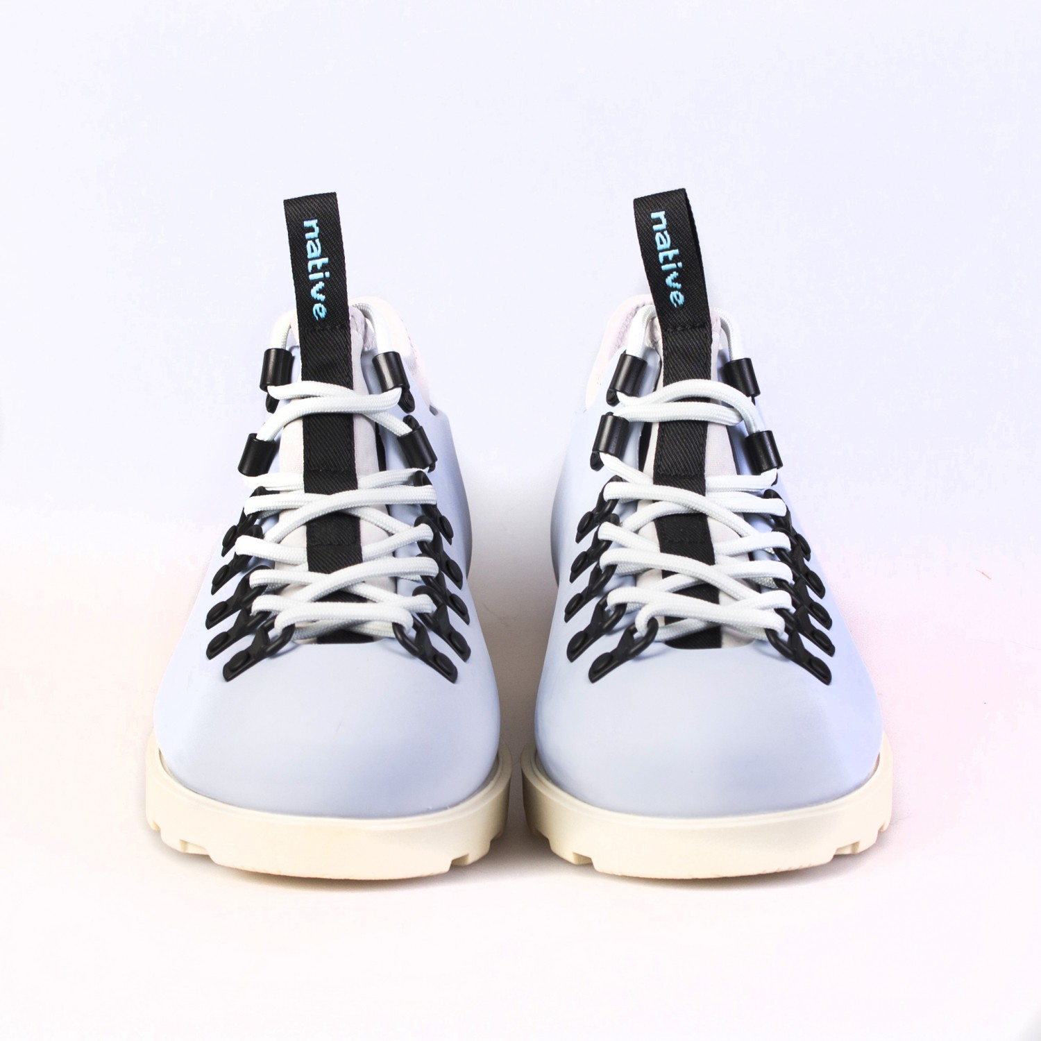 Ботинки зимние Native - Fitzsimmons Bell Blue / Bone White