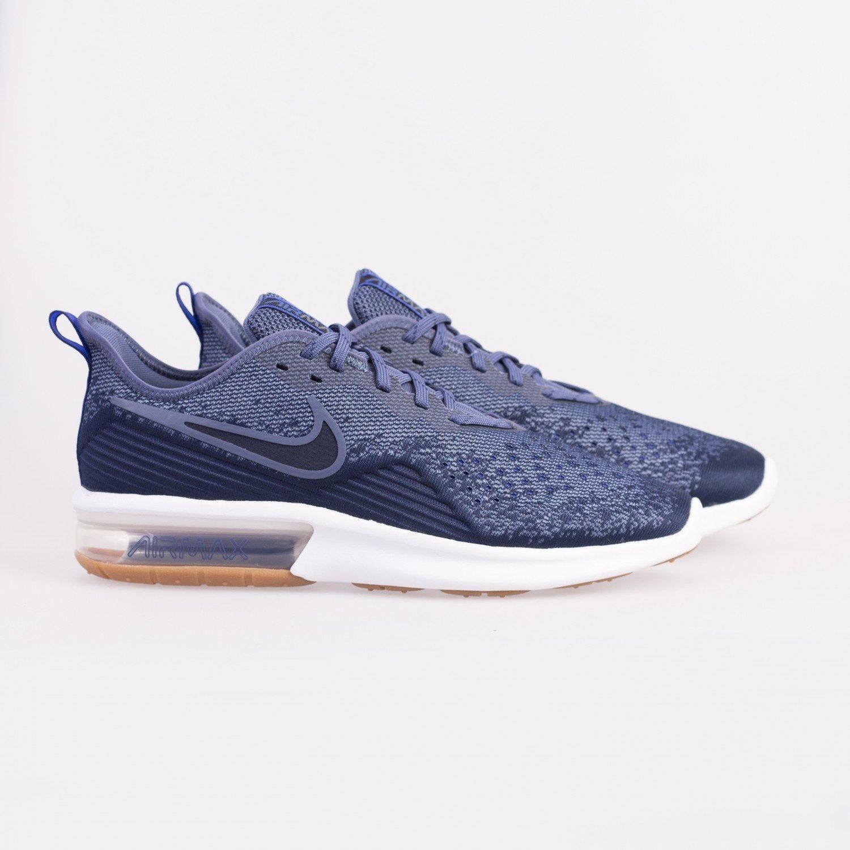 Купить Nike - Air Max Sequent 4 Dk.Blue