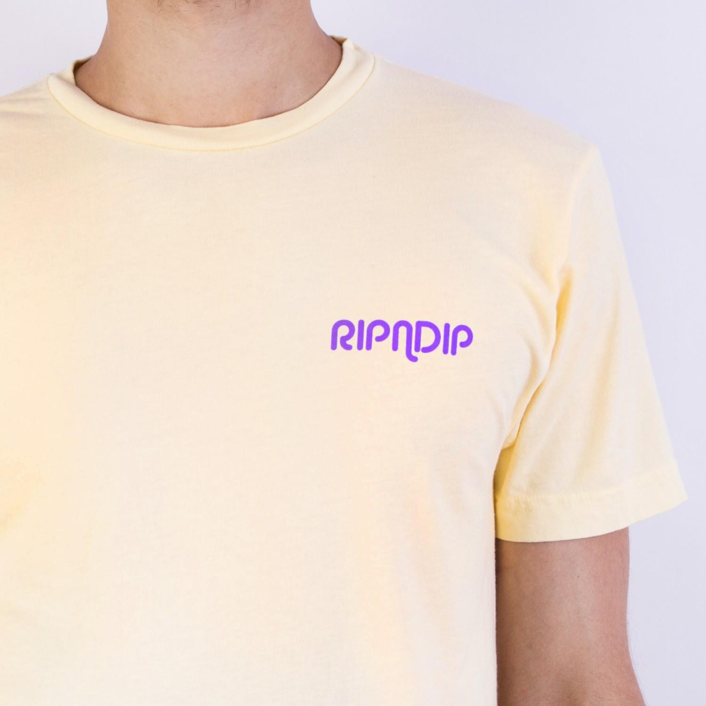 Футболка RIPNDIP - Mask Banana Tee