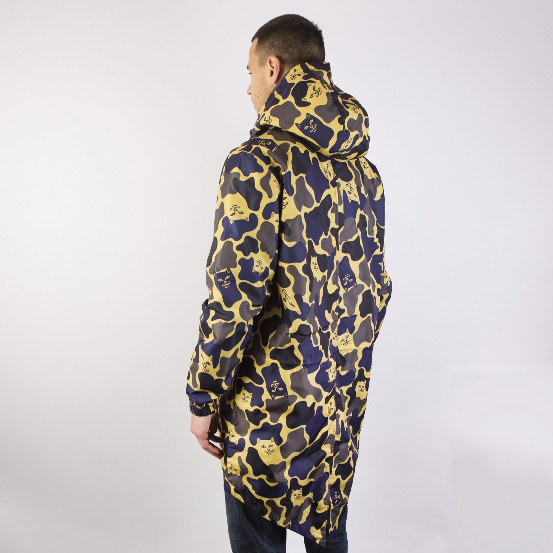 Куртка RIPNDIP - Nerm Camo Fishtail Parka Tropic Camo