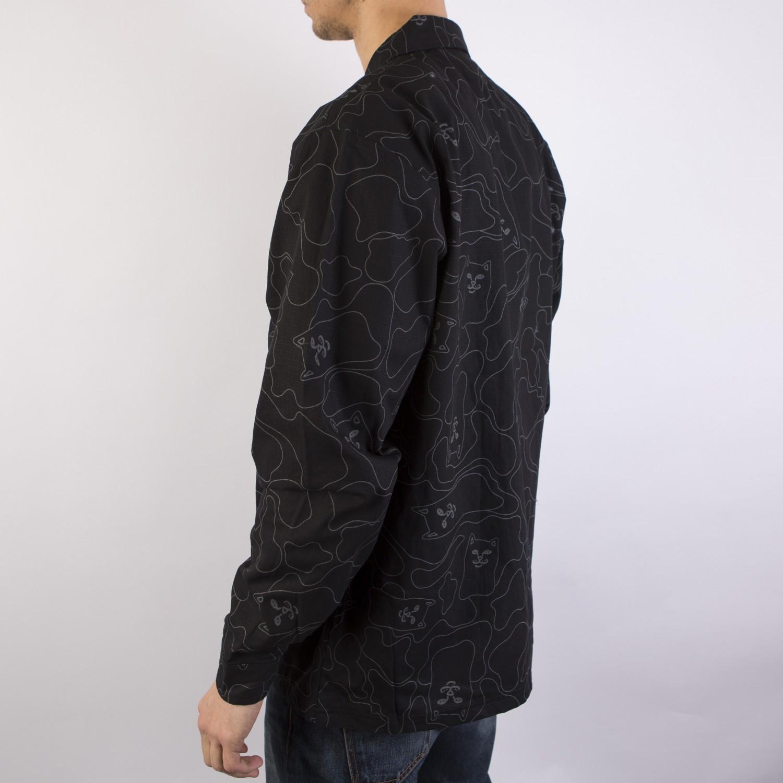 Куртка RIPNDIP - Nermal Line Camo Military Jacket 3M Line Camo