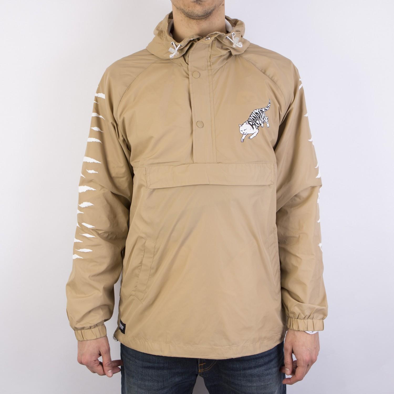 Куртка RIPNDIP - Tatto Nerm Half Zip Anorak Jacket