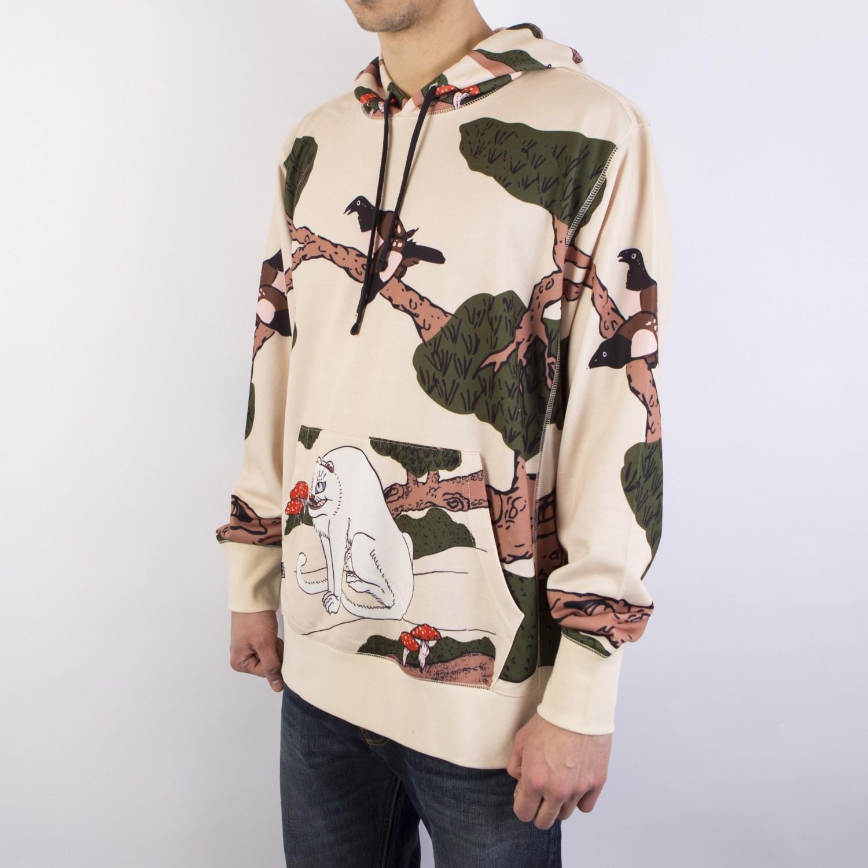 Толстовка RIPNDIP - Zen Pullover Sweater Natural