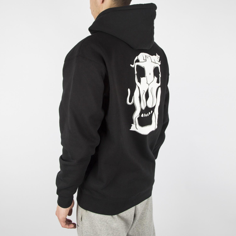 Толстовка RIPNDIP - Nerm Skull Hoodie