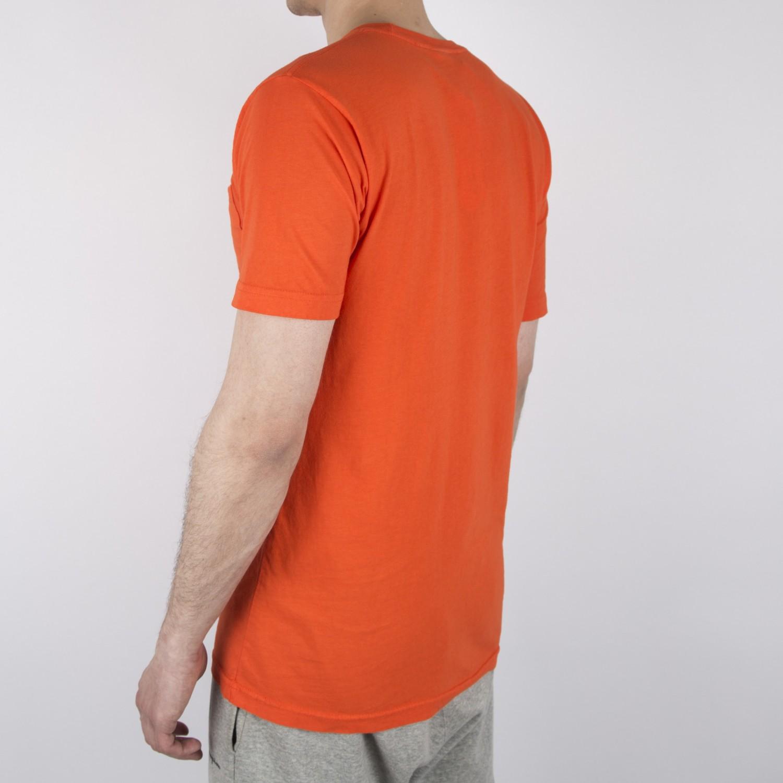 Футболка RIPNDIP -  Lord Nermal Pocket Tee in Safety Orange
