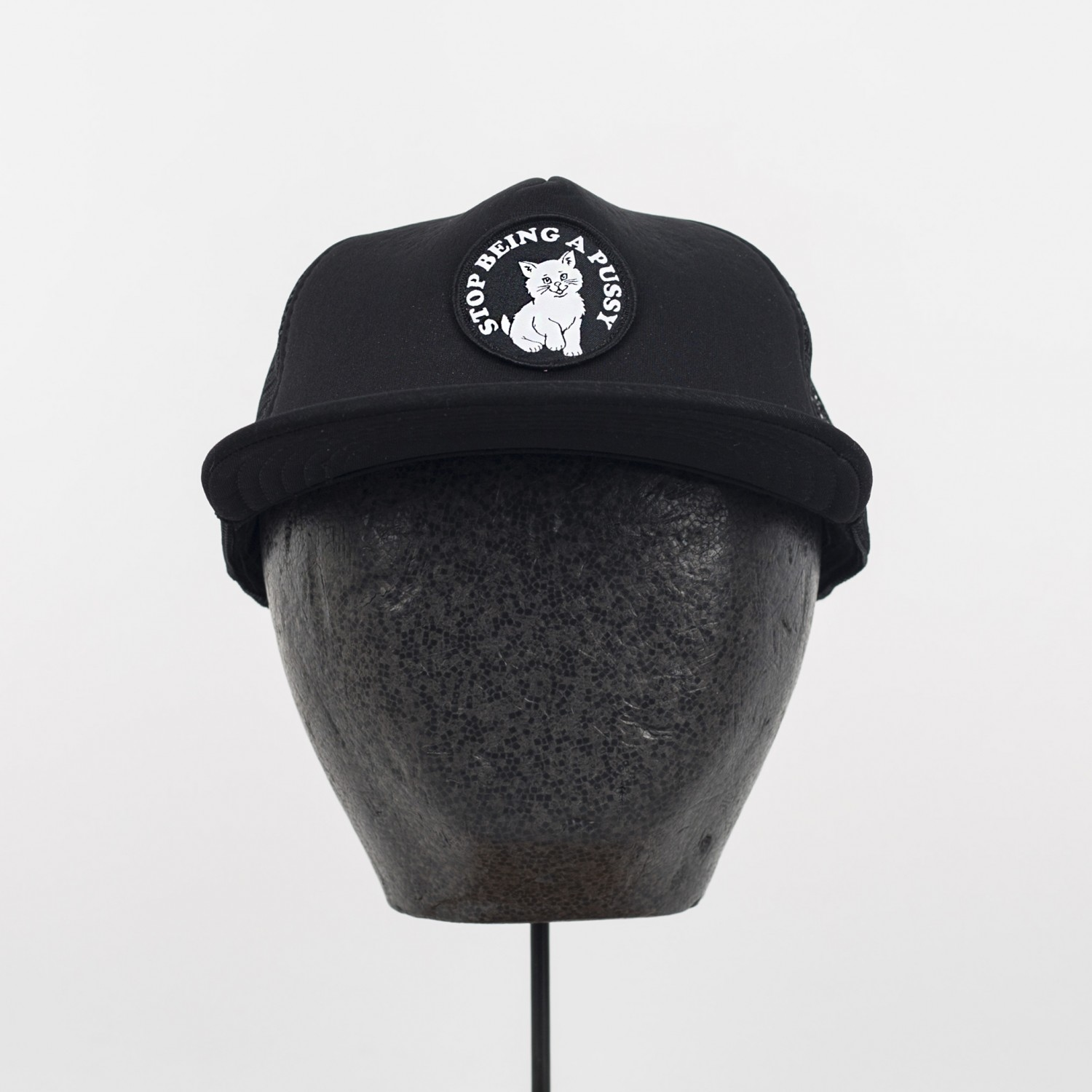 Кепка RIPNDIP - Stop Being A Pussy Mesh Trucker