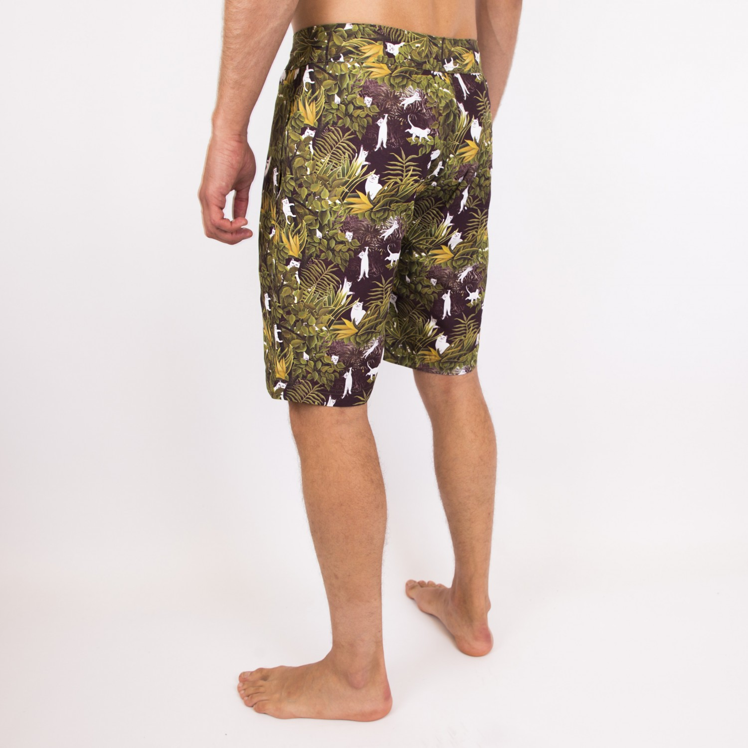 Шорты RIPNDIP - Jungle Nerm Swim Shorts