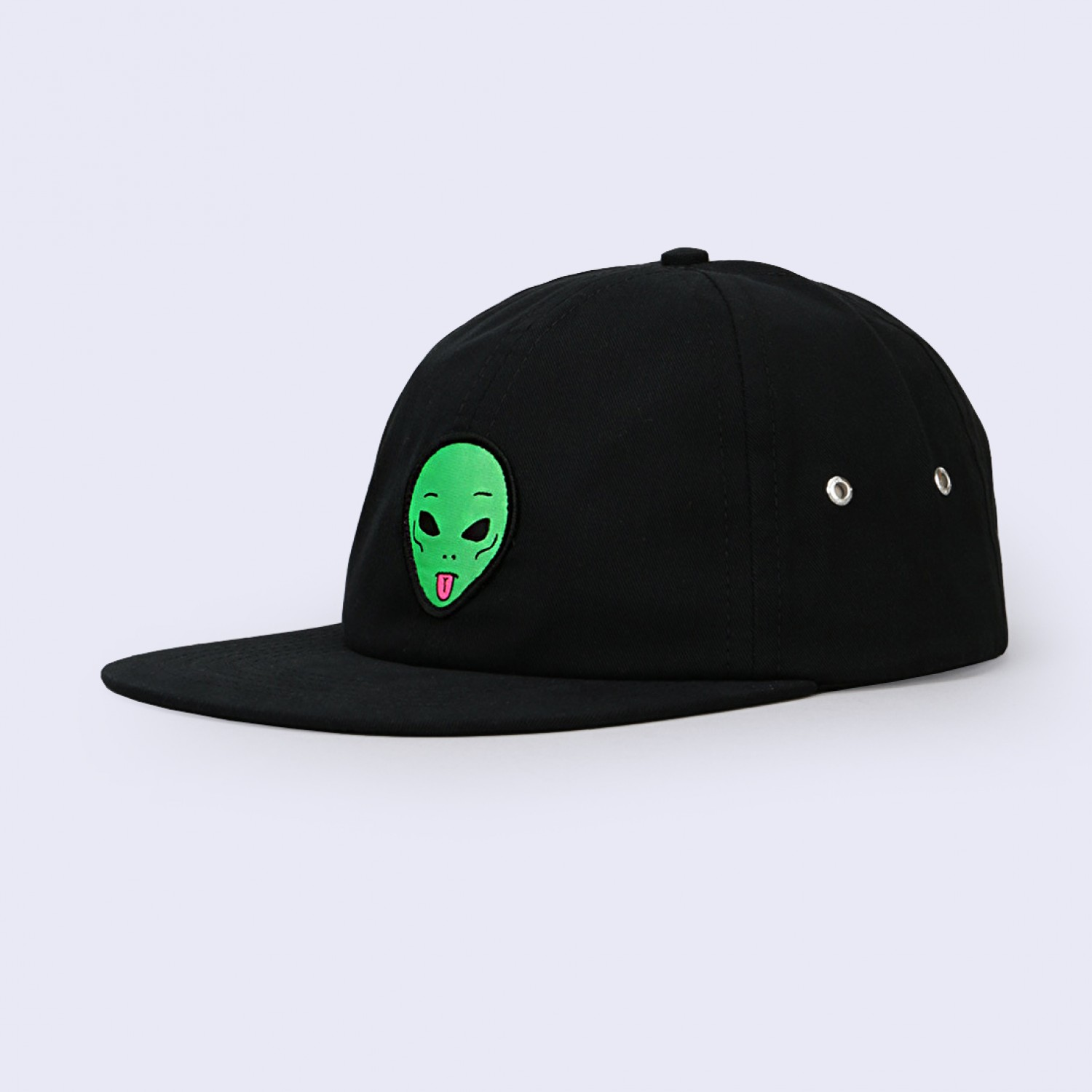 Кепка RIPNDIP - We Out Here Unstructured  6 Panel Black