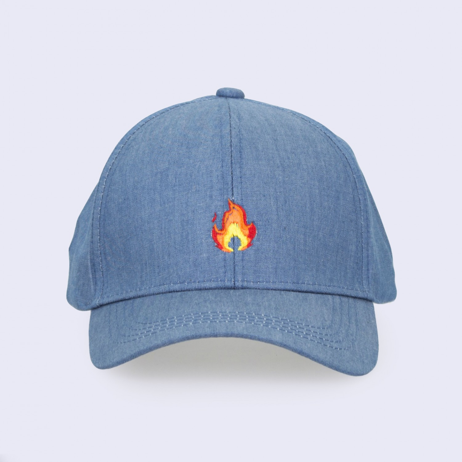 Кепка The Dollar Club - Fire Cap Lite Denim