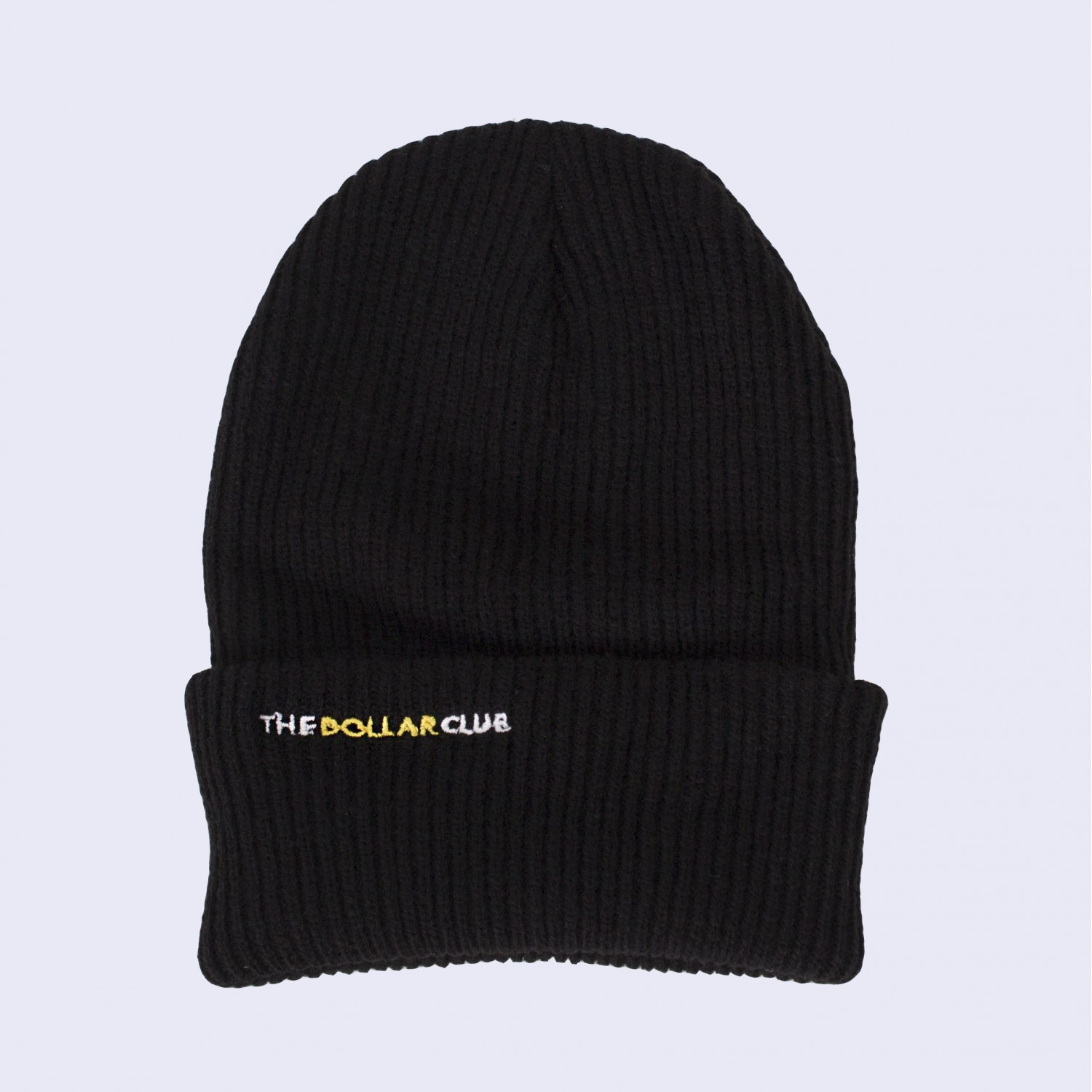 Шапка The Dollar Club - Heart Beanie Black