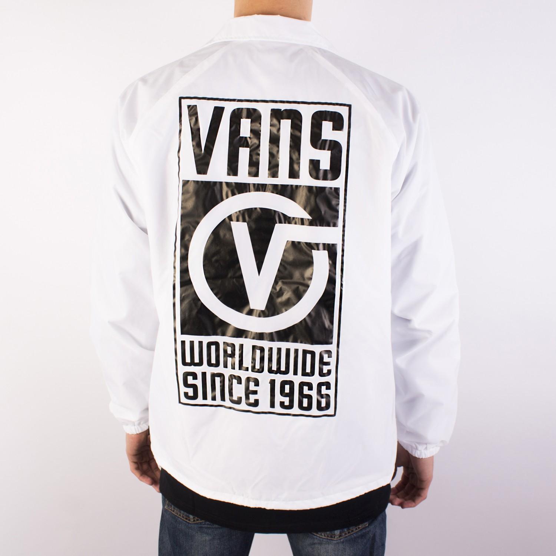 Куртка Vans - Torrey White/Black