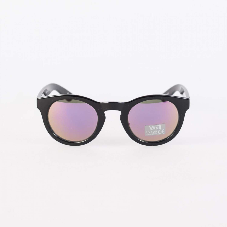 Очки солнцезащитные Vans - Lolligagger Sunglasses Black/Purple