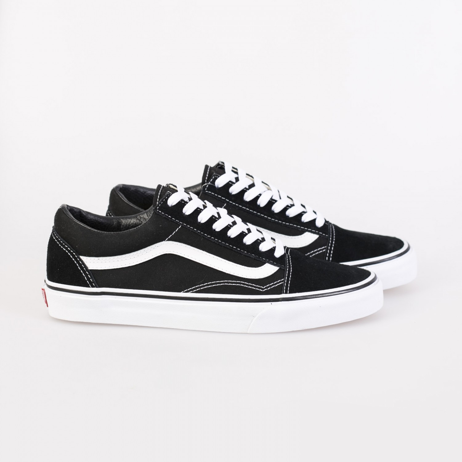 Кеды Vans - Old Skool Black/White