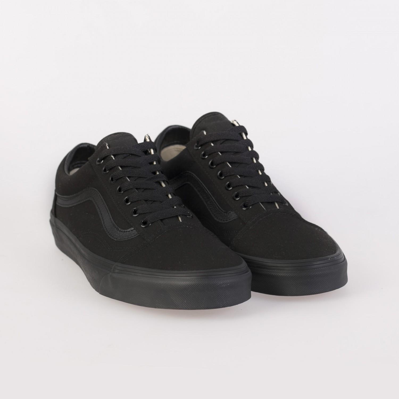 Кеды Vans - Old Skool Black/Black