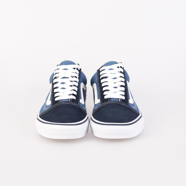 Кеды Vans - Old Skool Navy/White/Black
